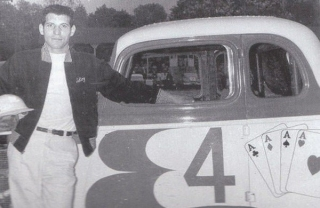 Leroy Felty and his 4ACES circa 1950s.
