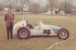 John Regester circa late 1960s.