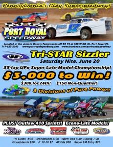 2015 tri-star sizzler